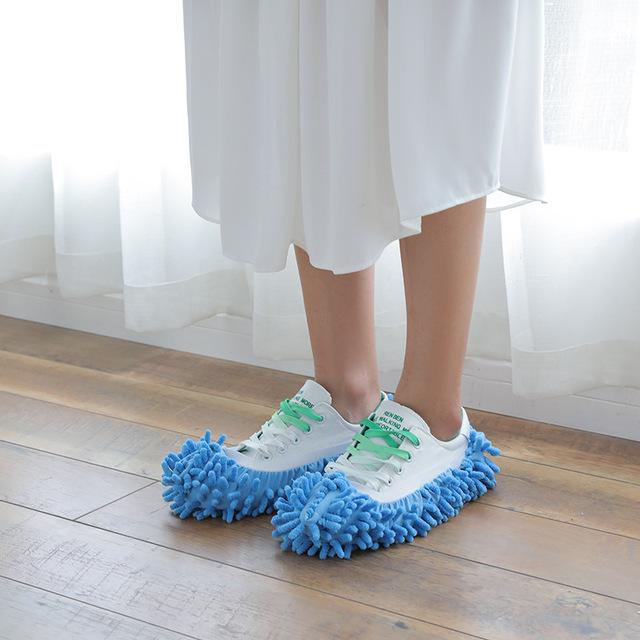 Mop Shoe Cover-New Cleaning Method