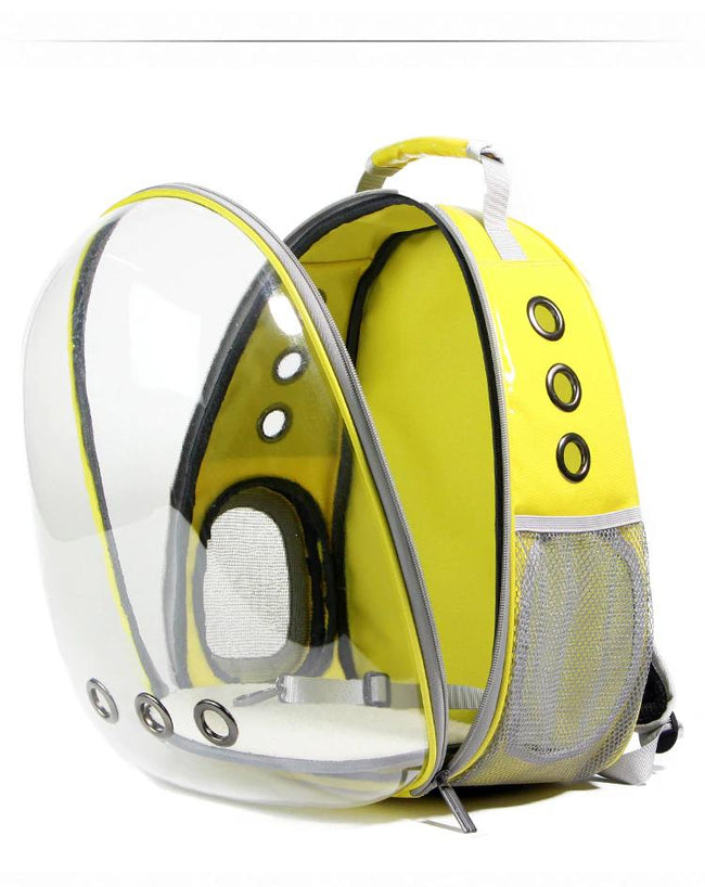 Pet-carrying Space Capsule Backpack
