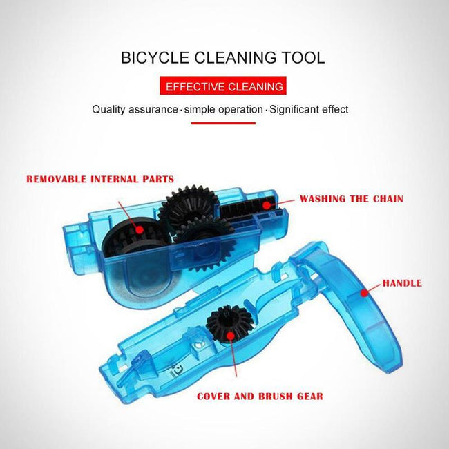 Bike Chain Cleaner Bicycle Chain Cleaning