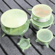 Stretchable Food Silicone Lid(6 Pcs)
