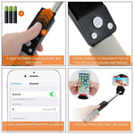 Buy 360 Rotating Bluetooth RC Selfie Stick