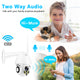 1080p wireless outdoor ip security camera