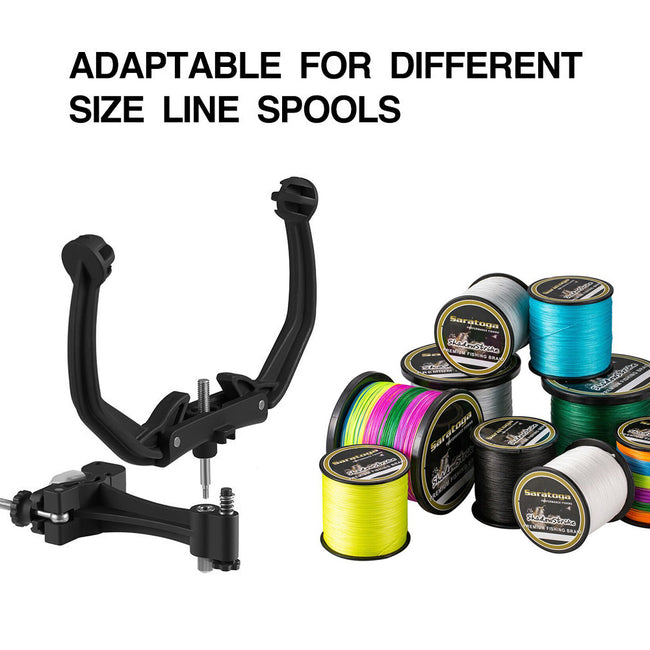 Fishing Line Spooler