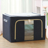 Oxford Cloth Steel Frame Storage Box🎉Buy Three Free Shipping