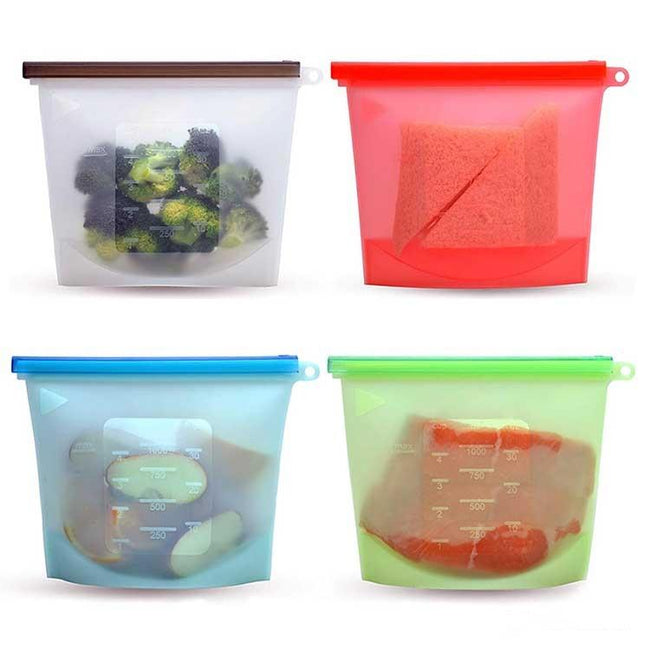 Reusable Food Storage Bags