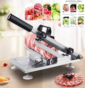 Manual Frozen Meat Slicer