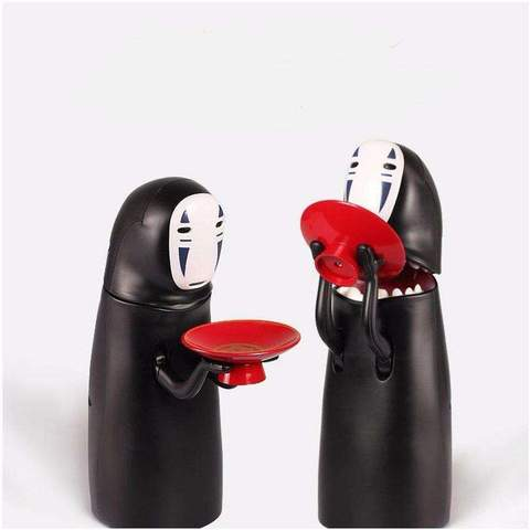 No Face Man Coin Bank