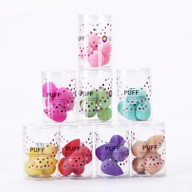 Mini Makeup Puff 5pcs/set