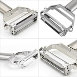 Stainless Steel Vegetables Grater Peeler