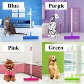 Pet Hair Rubber Broom