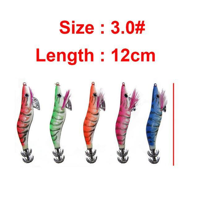 Squid Jigs Fishing Lures