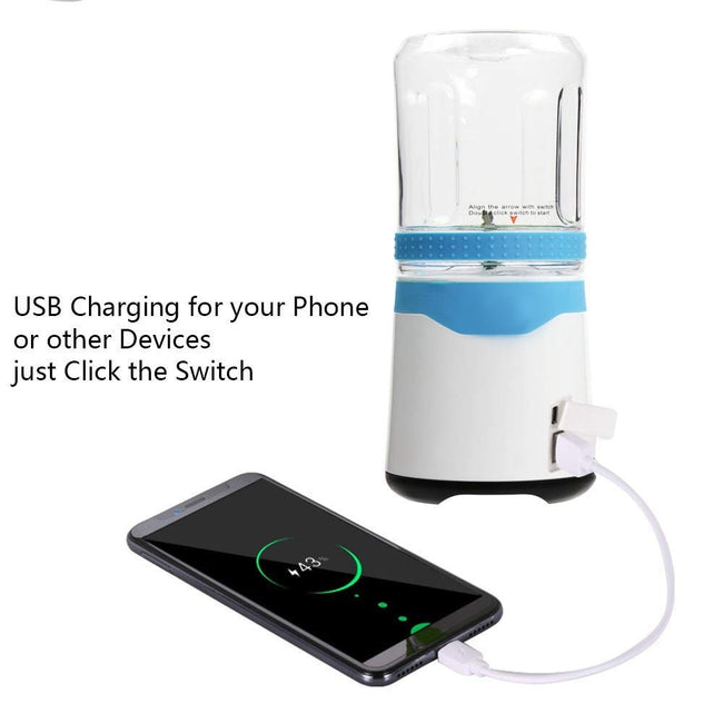 Portable USB Charging Blender