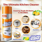 The Ultimate Multifunction Kitchen Cleaner