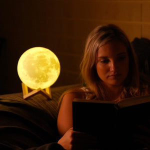 Buy 3D Mystical Moon Lamp(50% Off)