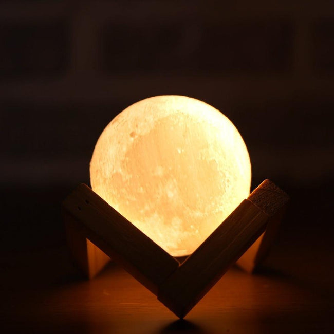 Buy 3D Mystical Moon Lamp