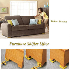 Furniture Lifter Sliders(🔥Mother's Day Sale - 50% Off & Buy 2 Free Shipping)