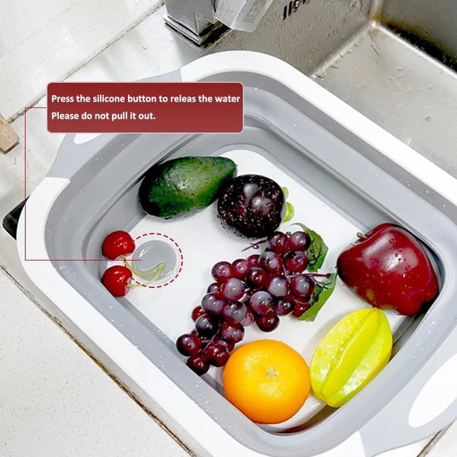 3-in-1 Multifunctional Cutting Board