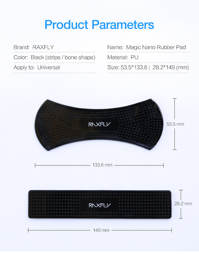Magic Nano Rubber Pad