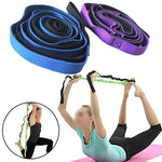 Pilates Yoga Stretch Resistance Bands