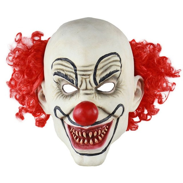 Halloween Scary Clown Mask