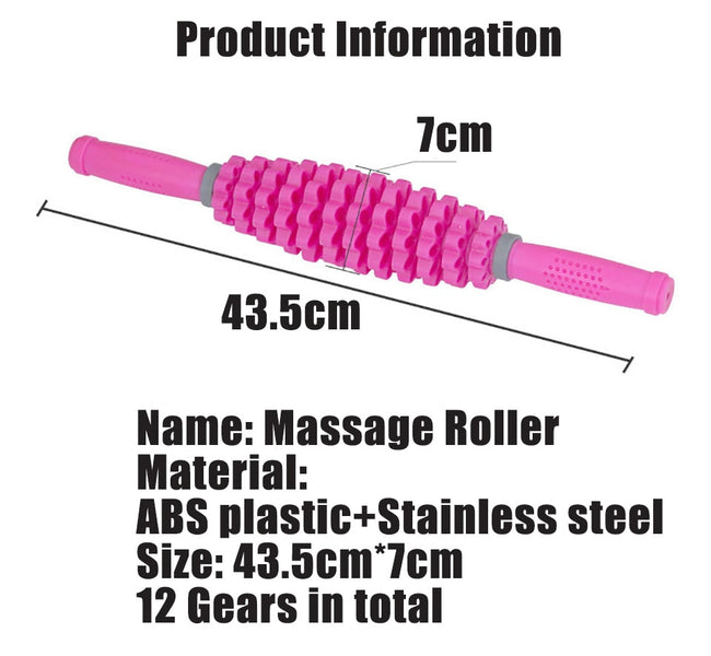 Restore Adjustable massage roller