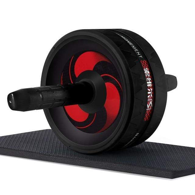 AB ROLLER WHEEL ROLLOUT WORKOUT