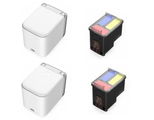 The World's Smallest Mobile Color Printer