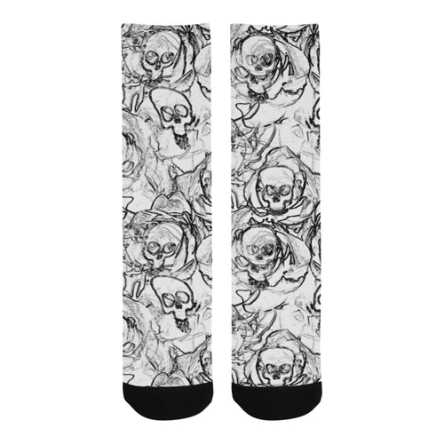 Dead Feet Trouser Socks - Farrell Art