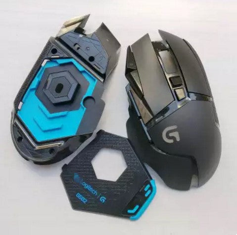 1 set Original mouse housing mouse case for Logitech G502 Professional Mouse Accessories mouse shell
