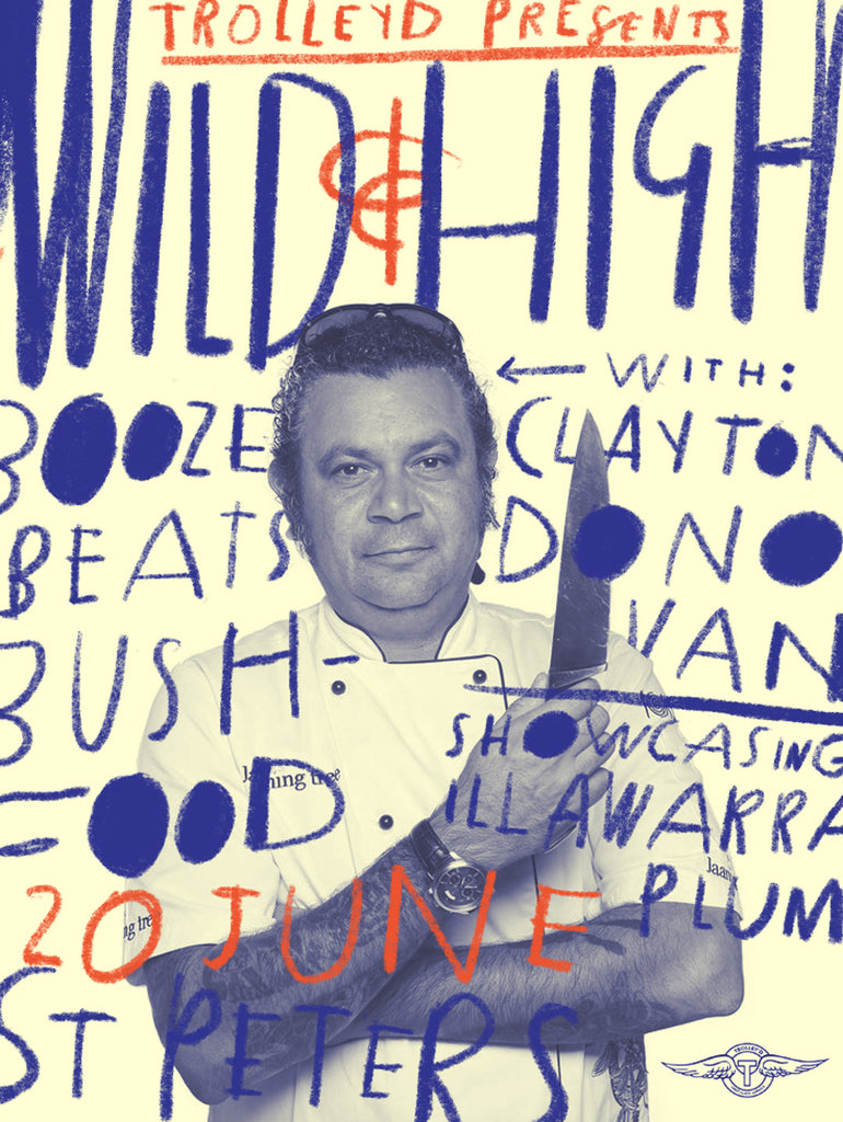 Wild & High | Pop-Up Dinner With Clayton Donovan | June 20