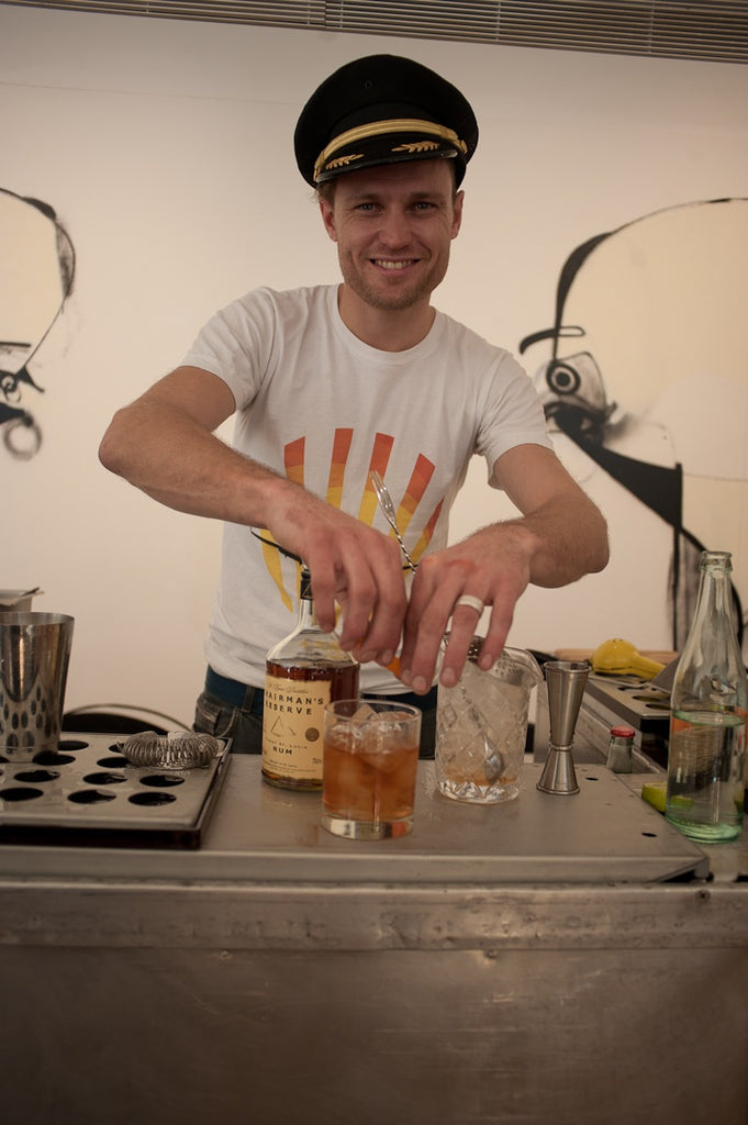 Cocktail Masterclass At Workshop
