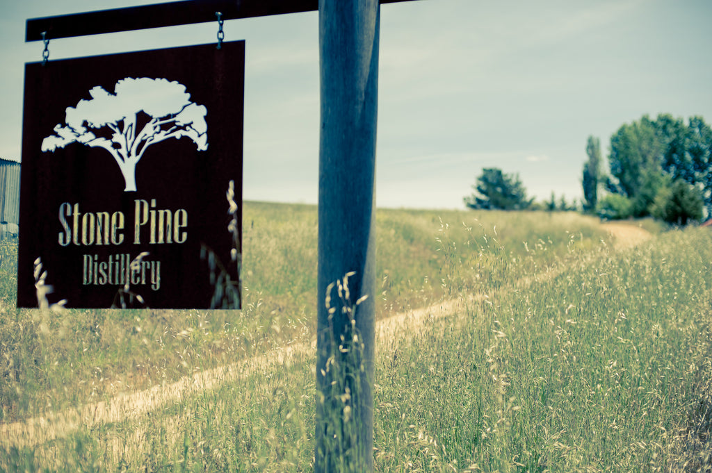 Stone Pine Distillery - Over the Hills And Far Away
