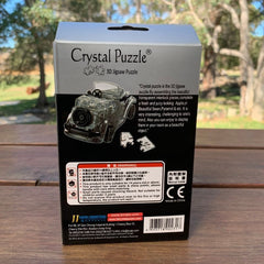 Crystal Puzzle Classic Car
