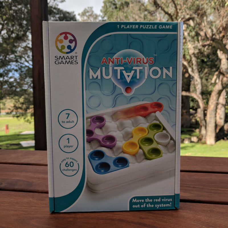 Mutation Anti Virus