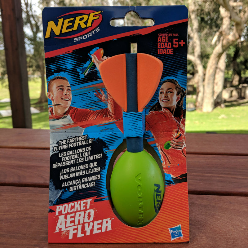 Nerf Pocket Aero Flyer