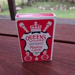 Queens Slipper High Quality Playing Cards