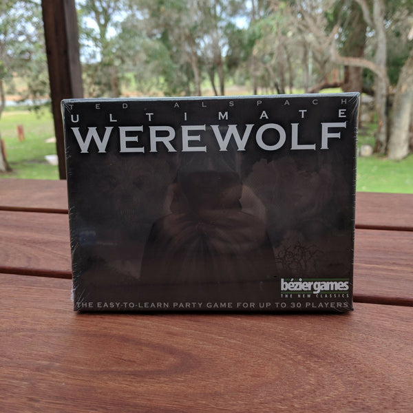 Ultimate Werewolf card game