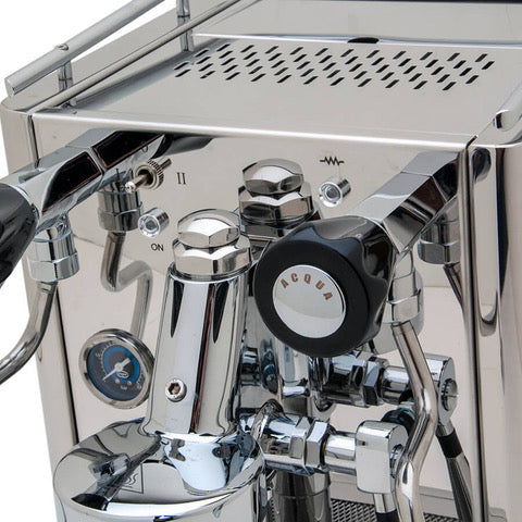 Andreja Premium Evo Espresso Machine by Quick Mill - Clandestine Coffee Co.
