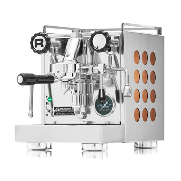 Appartamento Copper Espresso Machine by Rocket Espresso - Clandestine Coffee Co.