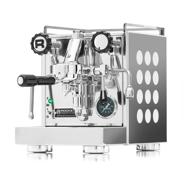 Appartamento White Espresso Machine by Rocket Espresso - Clandestine Coffee Co.