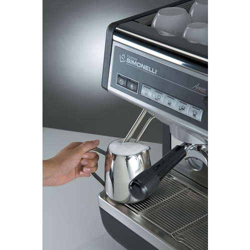 Appia II 1 Group Volumetric w/ Smart Wand Espresso Machine by Nuova Simonelli - Clandestine Coffee Co.