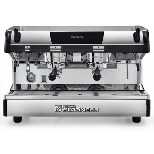 Aurelia II 2 Group Semi-Automatic by Nuova Simonelli - Clandestine Coffee Co.
