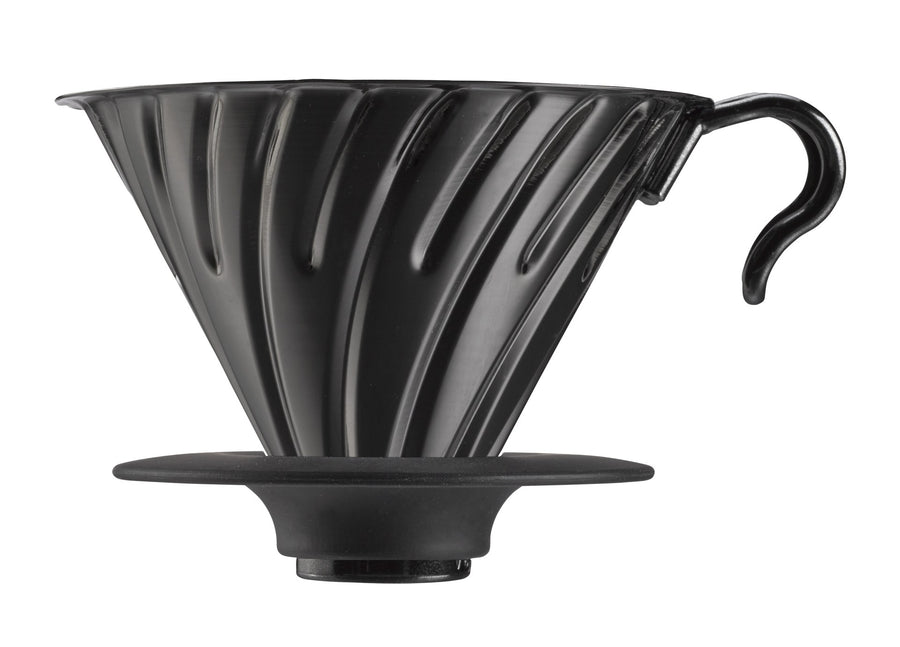 V60 02 Black Coffee Dripper by Hario - Clandestine Coffee Co.