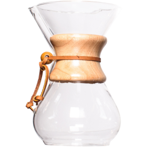 Classic Coffeemaker (6 Cup) by Chemex - Clandestine Coffee Co.