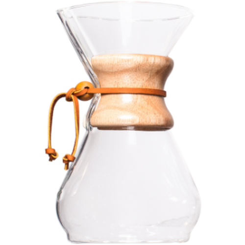 Classic Coffeemaker (8 Cup) by Chemex - Clandestine Coffee Co.