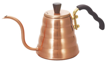 Copper Buono V60 Pour Over Kettle by Hario - Clandestine Coffee Co.