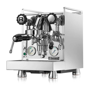 Clandestine Coffee Co. - Mozzafiato Type V Timer Espresso Machine by Rocket Espresso