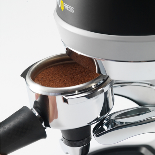 Automatic Tamper 53mm by Puqpress - Clandestine Coffee Co.
