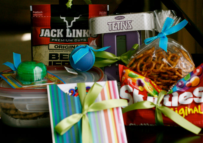 Top 8 College Exam Care Packages for Students