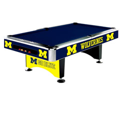 University of Michigan Pool Table